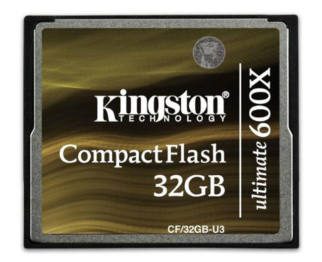 kingston compact flash