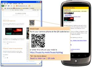 Mobilizing Content Website, To Reach The advantage doubled 4