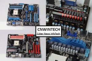 Motherboard with Socket LM1 ASUS F1A75 and Biostar TA75A+ 1
