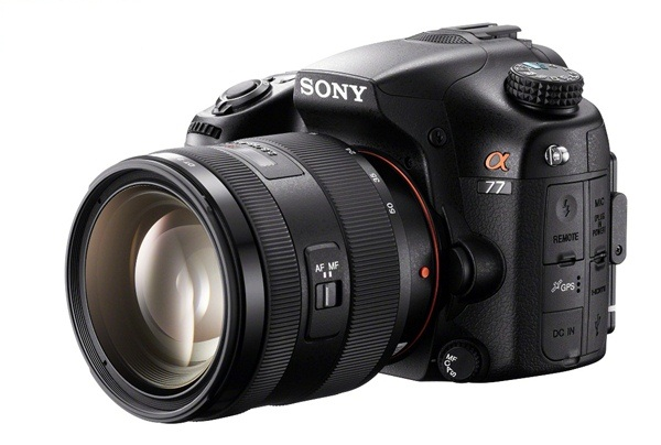 Sony Launches Alpha 77 Cameras Continuous Shooting 12 fps 1