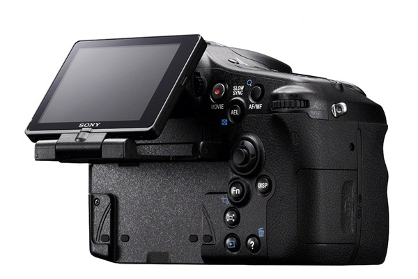 Sony Launches Alpha 77 Cameras Continuous Shooting 12 fps 10