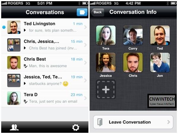 Cross Platform Chatting with KIK Messenger 2