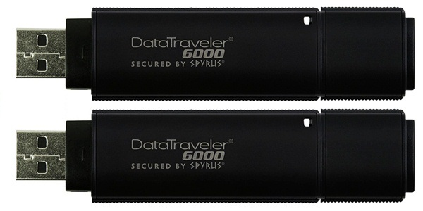 Kingston Usb Flash Drive Datatraveler 6000 Ultra Secure